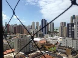 Apartamento com 03 quartos + Dce, Varanda, Nascente, Bairro de piedade, PE