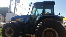 Trator TM 7040 New Holland - 180 cv -2011