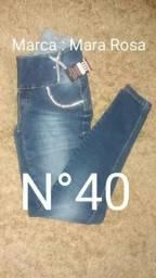 ?Calças Jeans