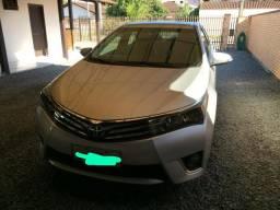 Corolla 2017 Prata - 2017