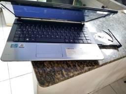 Notebook i5 3° geração 8gb de memoria