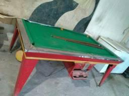 Mesa de sinuca Mármore Ferro