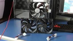 3x Fans 120mm