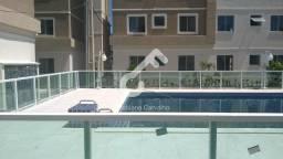 Catu de abrantes, estrada do coco! apartamento em condomínio c/ portaria 24h. r$950,00 com
