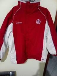 Jaqueta Parka do Inter Original/G. R$200,00