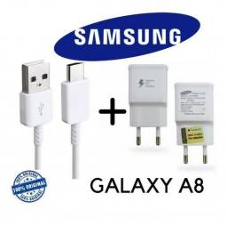 Carregador Turbo Fast Charge Original Samsung V8