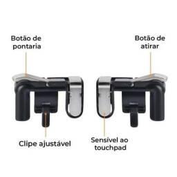 Gatilho Controle Adaptador Celular Mira Tiro L1 R1 Free Fire Resistente