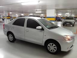 Etios 1.5 x sedan aut - 2017