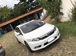 Vendo Civic EXR top de linha - 2014
