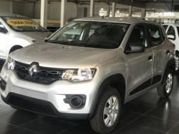 Renault Kwid Zen 1.0 12v SCe (Flex) 2019 - 2018