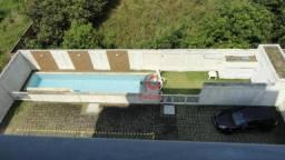 Apartamento com 2 dormitórios para alugar, 70 m² por R$ 1.300/mês - Rio das Ostras/RJ