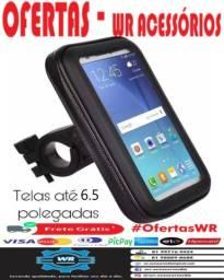 Suporte de celular para moto e bicicleta - ENTREGA GRÁTIS