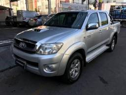 HILUX 2011/2011 3.0 SRV 4X4 CD 16V TURBO INTERCOOLER DIESEL 4P AUTOMÁTICO