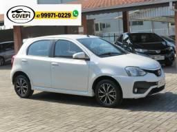 Toyota Etios HB PLATINUM 1.5 AT