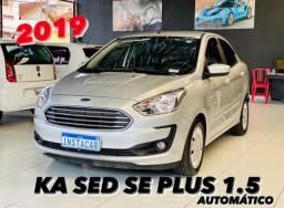 FORD KA SEDAN SE PLUS 1.5 12V ATOMATICO 2019