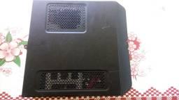 Cpu Mini Atom D2550 1.89 Mhz ideal para quem quer economiza espaço excelente