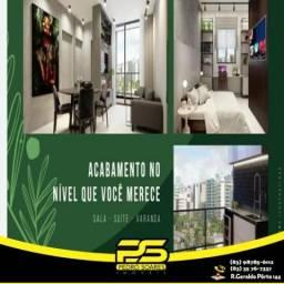 Apartamento com 2 dormitórios à venda, 50 m² APARTIR DE R$ 177.900 - Jardim Cidade Univers