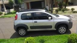Fiat uno way 1.0 bem conservado,mecanica ok,motor 1.0 flex, documentos ok - 2012
