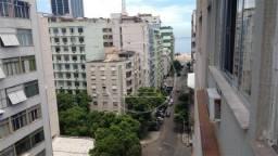 Apartamento à venda com 1 dormitórios em Copacabana, Rio de janeiro cod:873586