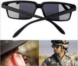 Título do anúncio: Óculos De Sol Com Espelho Retrovisor Espião