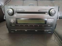 Rádio original Toyota Corolla 2009 á 2014