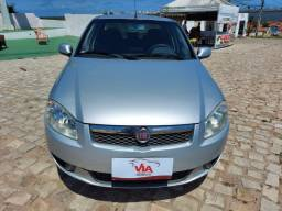 Fiat Siena EL 1.0 Prata 2015
