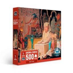 Quebra-cabeça 500 peças Antigo Egito - Toyster