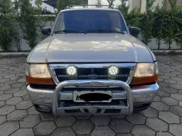 Ranger XLT 4x4 2.5 Motor Diesel 2001