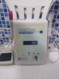 Vendo aparelho de clareamento e laserterapia