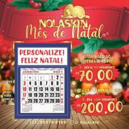 Natal 2021 calendarios