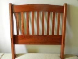 Duas camas lindas forte de solteiro madeira maciça angelim, apenas R$1.499,00