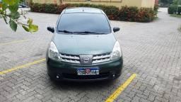 Nissan Livina S 1.6 2010 e ótimo estado !
