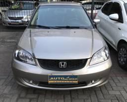 Honda Civic 2005 LX 1.7 - 2020 Vistoriado - Novíssimo!!!