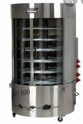 Máquina para assar carne 100kg