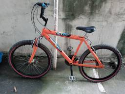 Bike de alumínio caloi