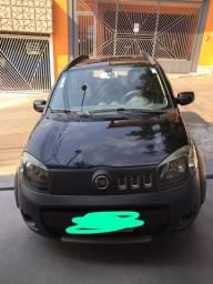 Fiat Uno Way 1.0 Evo 2011 Menos Ar Baixo Km