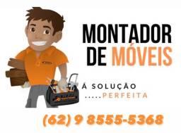 Serviço de montagem mais rápido e mais barato de Goiânia e região