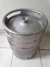 Barril de Chopp de Aço - 50 litros