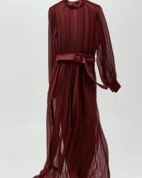 Vestido Zara Nova coleção
