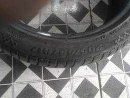 Torro jogo de pneus 205 45 17 meia vida bom ainda roda muito