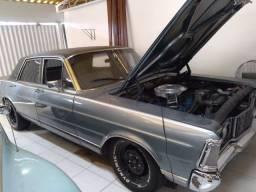 Ford Landau 1979 - Restaurado -Impecável - Carro sem Detalhes
