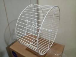Roda de alumínio para hamster
