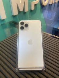 iPhone 11 Pro 64GB Silver - Seminovo (3 meses de garantia da loja)