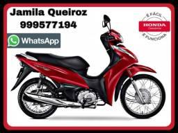 Título do anúncio: Motocicleta Biz 110i