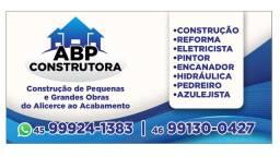 abp construtora tudo no ramo de construçao