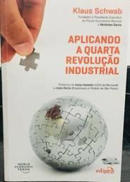 Livro: Aplicando a quarta revolução indústrial - Klaus Schwab