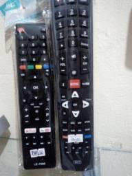 Controle tv Philco smart