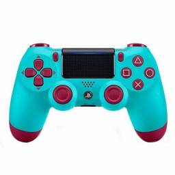 Controle joystick sem fio Sony Dualshock 4