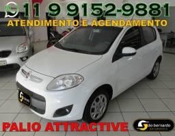 Fiat Palio Attractive 1.0 Flex - ANo 2014 - Bem Conservado - Financiamento Fácil