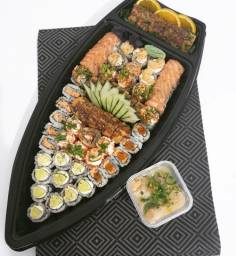 Sushi oriental delivery ?
